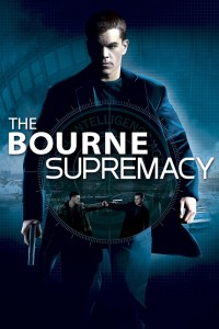The Bourne Supremacy DVD - 42021 DVDU