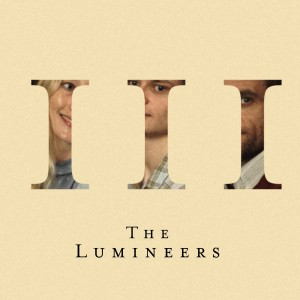 The Lumineers - III CD - 060257792134