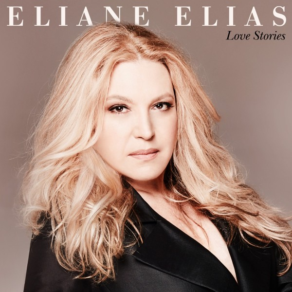 Eliane Elias - Love Stories CD - 088807210459