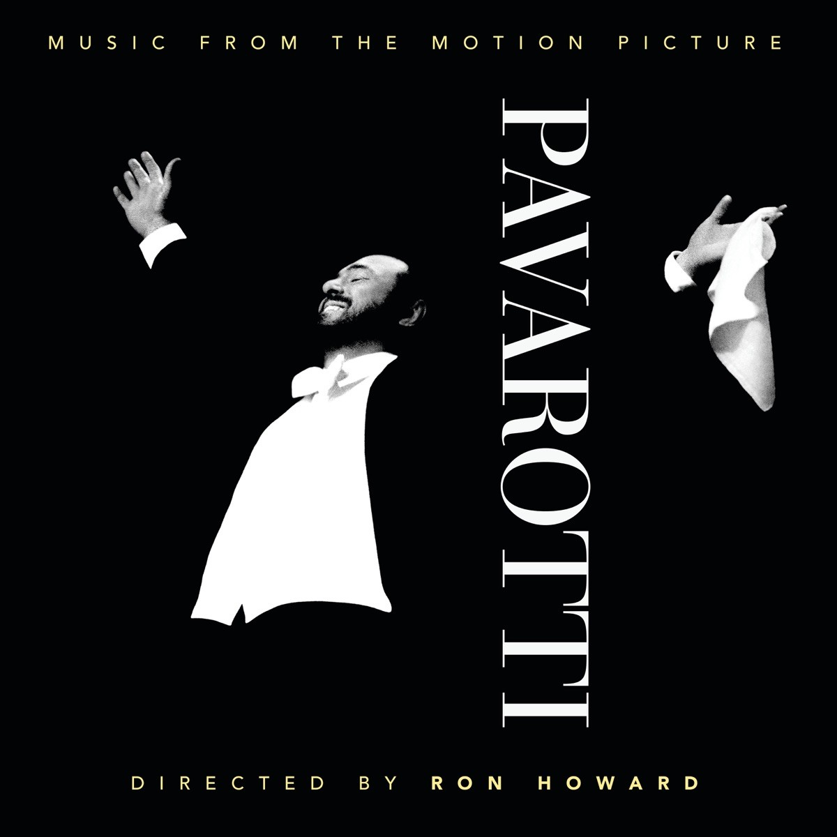 Luciano Pavarotti - Pavarotti (Music from the Motion Picture) CD - 002894834894