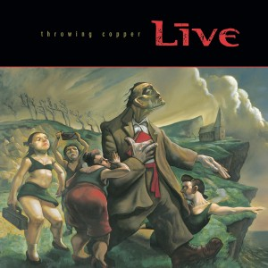 Live - Throwing Copper VINYL - 060257753259