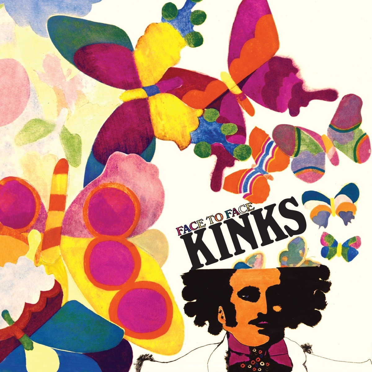 The Kinks - Face to Face VINYL - 541493963981