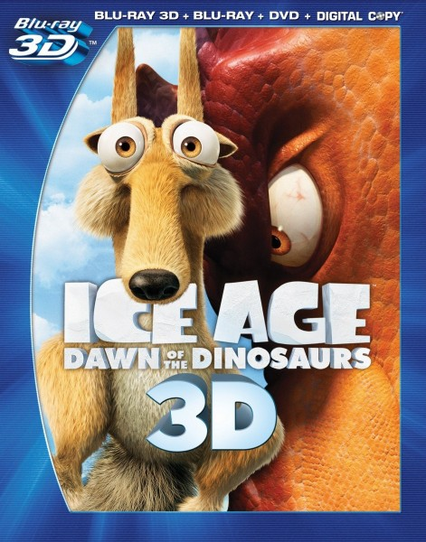 Ice Age: Dawn of the Dinosaurs 3D 3D Blu-Ray - 3D BDF 37666