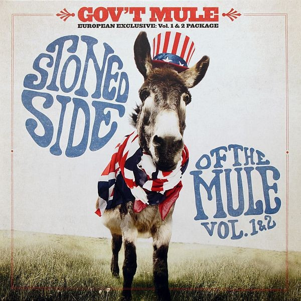 Gov't Mule - Stoned Side Of The Mule VINYL - 8198730113