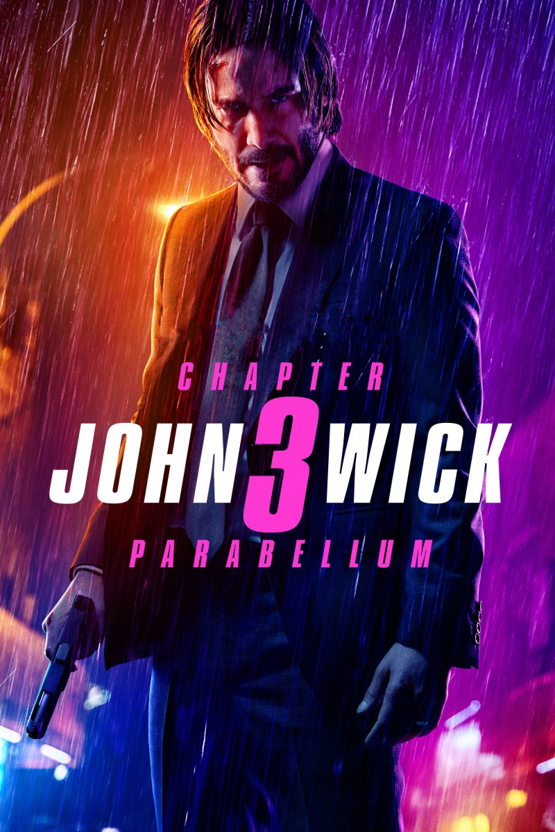 John Wick: Chapter 3 – Parabellum DVD - 10229977
