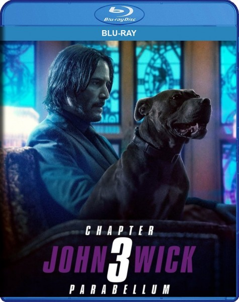 John Wick: Chapter 3 Parabellum 2019 BRRip 300MB 480p ORG Dual Audio Hindi