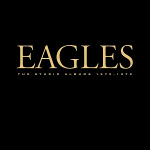 Eagles - The Studio Albums 1972-1979 CD - 8122796746