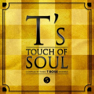 T-Bose - T's Touch of Soul Vol.5 CD - SLCD 1848