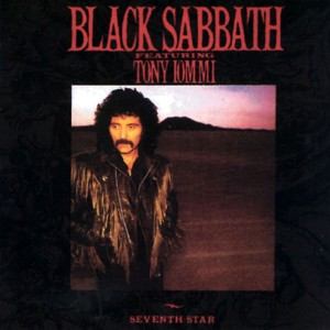 Black Sabbath - Seventh Star CD - 5074920762
