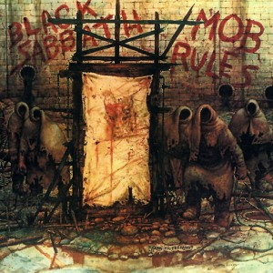 Black Sabbath - Mob Rules CD - 5074920732