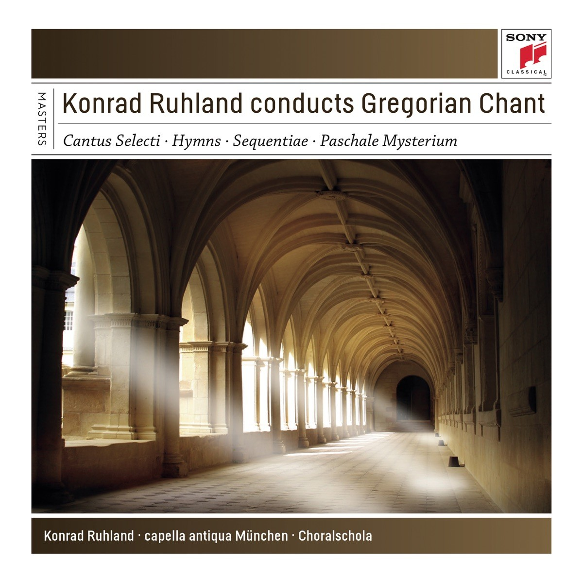 Konrad Ruhland - Conducts Gregorian Chant CD - 88875178042