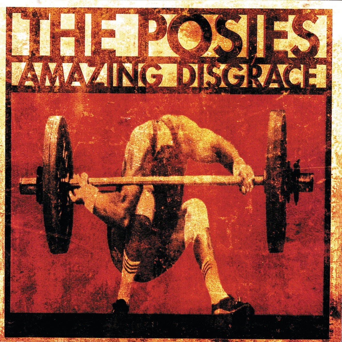 The Posies - Amazing Disgrace CD - OVCD 307