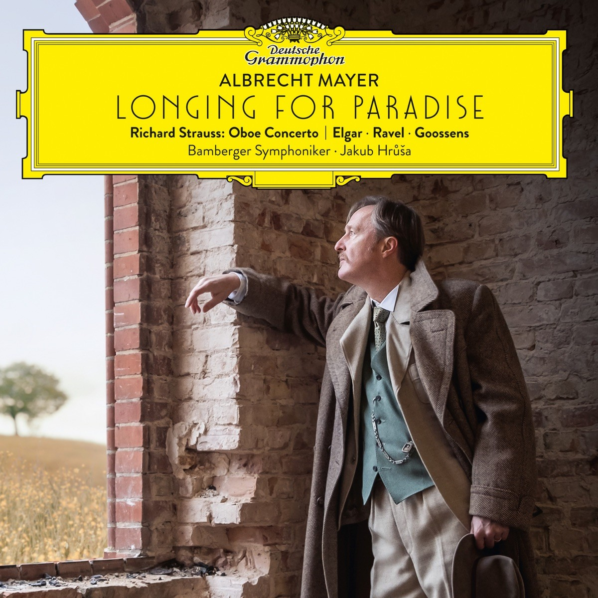 Albrecht Mayer - Longing for Paradise CD - 002894836622