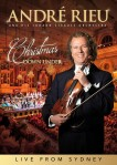 Andre Rieu - Christmas Down Under - Live From Sydney DVD - 744475487884