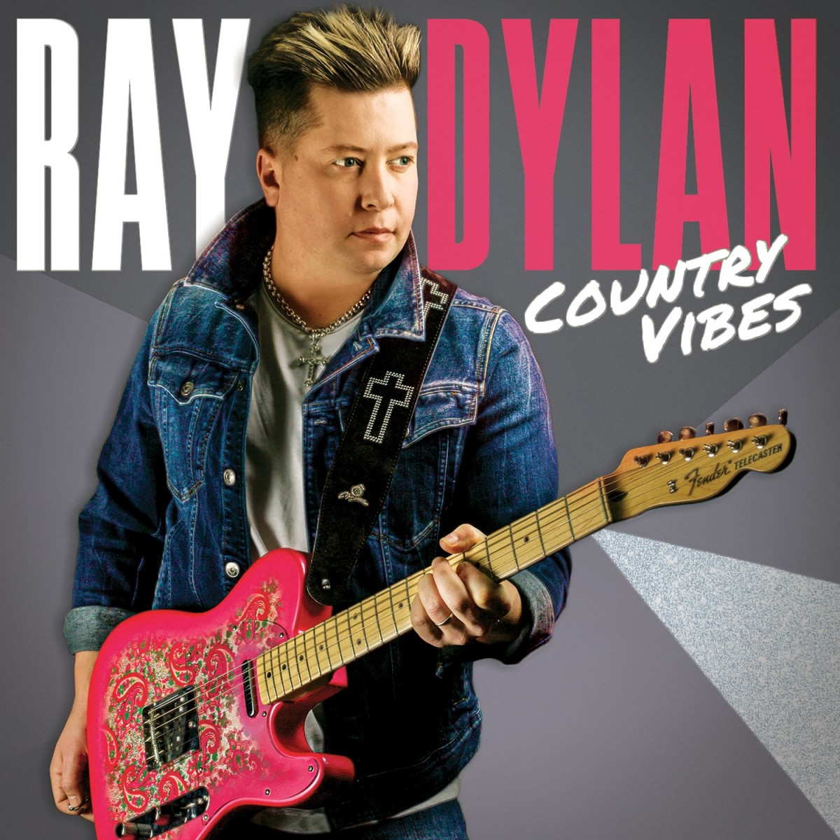 Ray Dylan - Country Vibes CD - VONK447