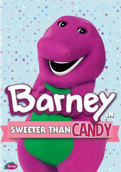 Barney: Sweeter Than Candy + Ahora Mismo DVD - SHTD-255