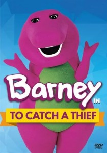 Barney: To Catch A Thief + Riff To The Rescue DVD - SHTD-231