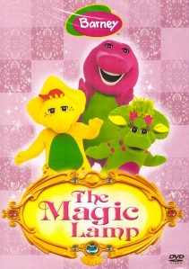 Barney: The Magic Lamp DVD - SHTD-186