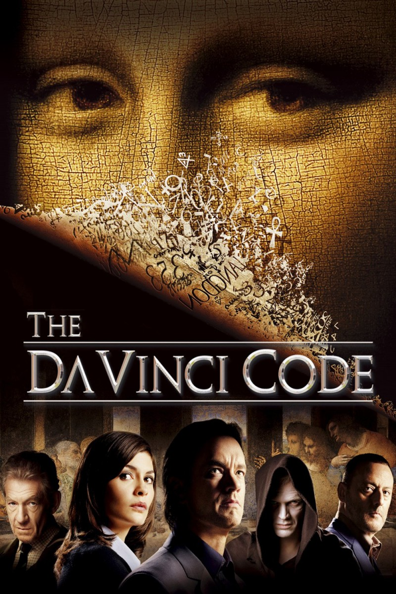The Da Vinci Code DVD - 10225761