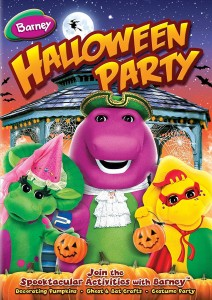 Barney's Halloween Party DVD - SHTD-189