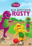 Barney: Big Brother Rusty DVD - SHTD-193