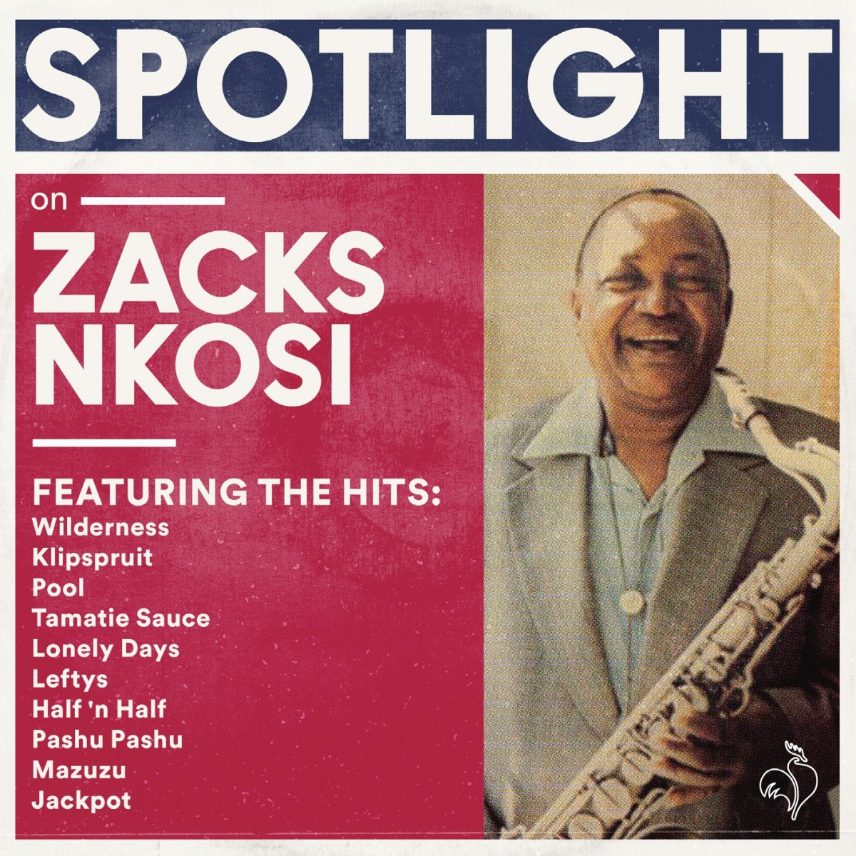 Zacks Nkosi - Spotlight On Zacks Nkosi CD - CDSPL 040