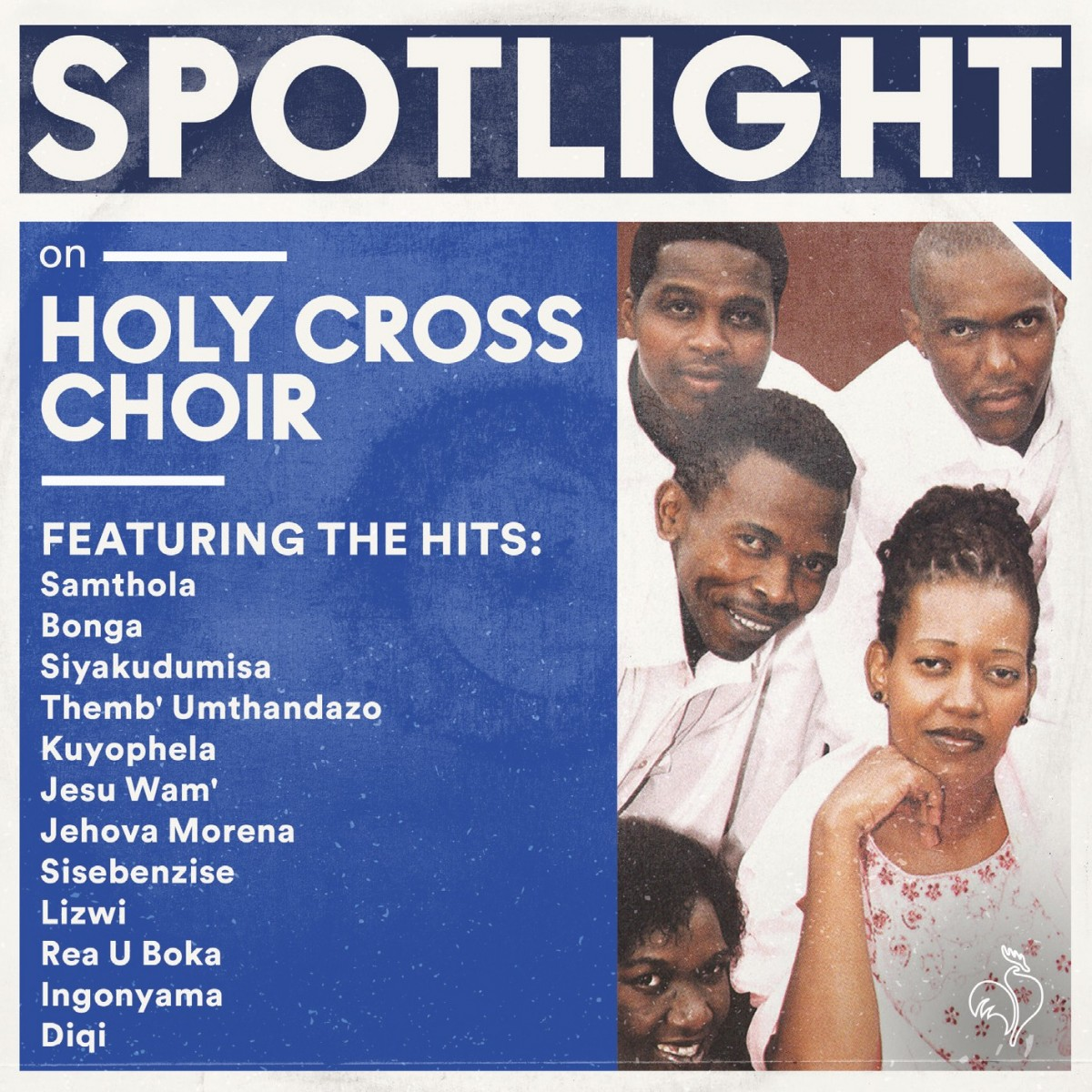Holy Cross Choir - Spotlight On Holy Cross Choir CD - CDSPL 027