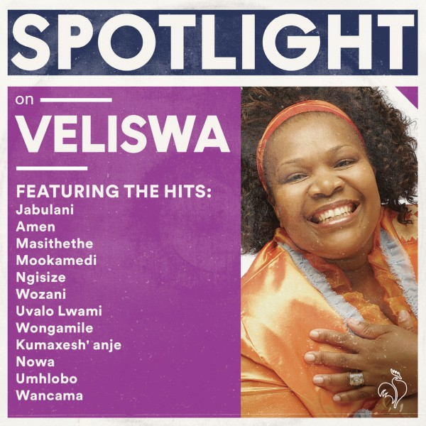 Veliswa - Spotlight On Veliswa CD - CDSPL 035