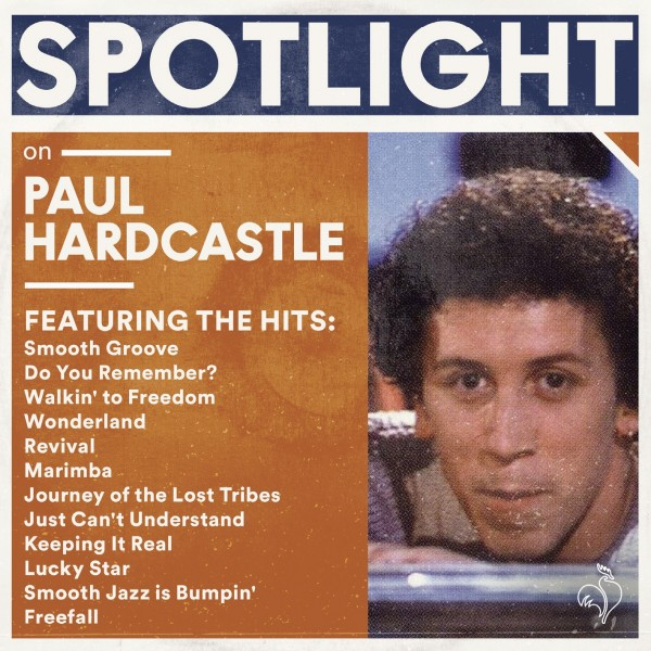 Paul Hardcastle - Spotlight On Paul Hardcastle CD - CDSPL 045