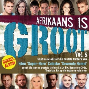 Afrikaans Is Groot Vol. 5 CD - CDJUKE 61