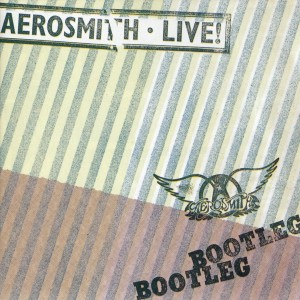 Aerosmith - Live! Bootleg VINYL - 19075896831