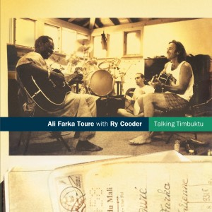 Ali Farka Toure With Ry Cooder - Talking Timbuktu VINYL - 5060091556