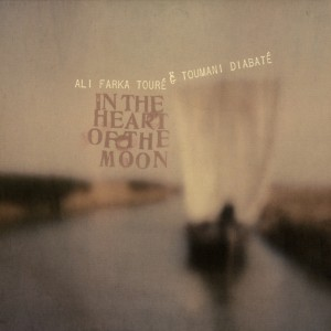 Ali Farka Toure & Toumani Diabate - In the Heart of the Moon VINYL - 7692330072