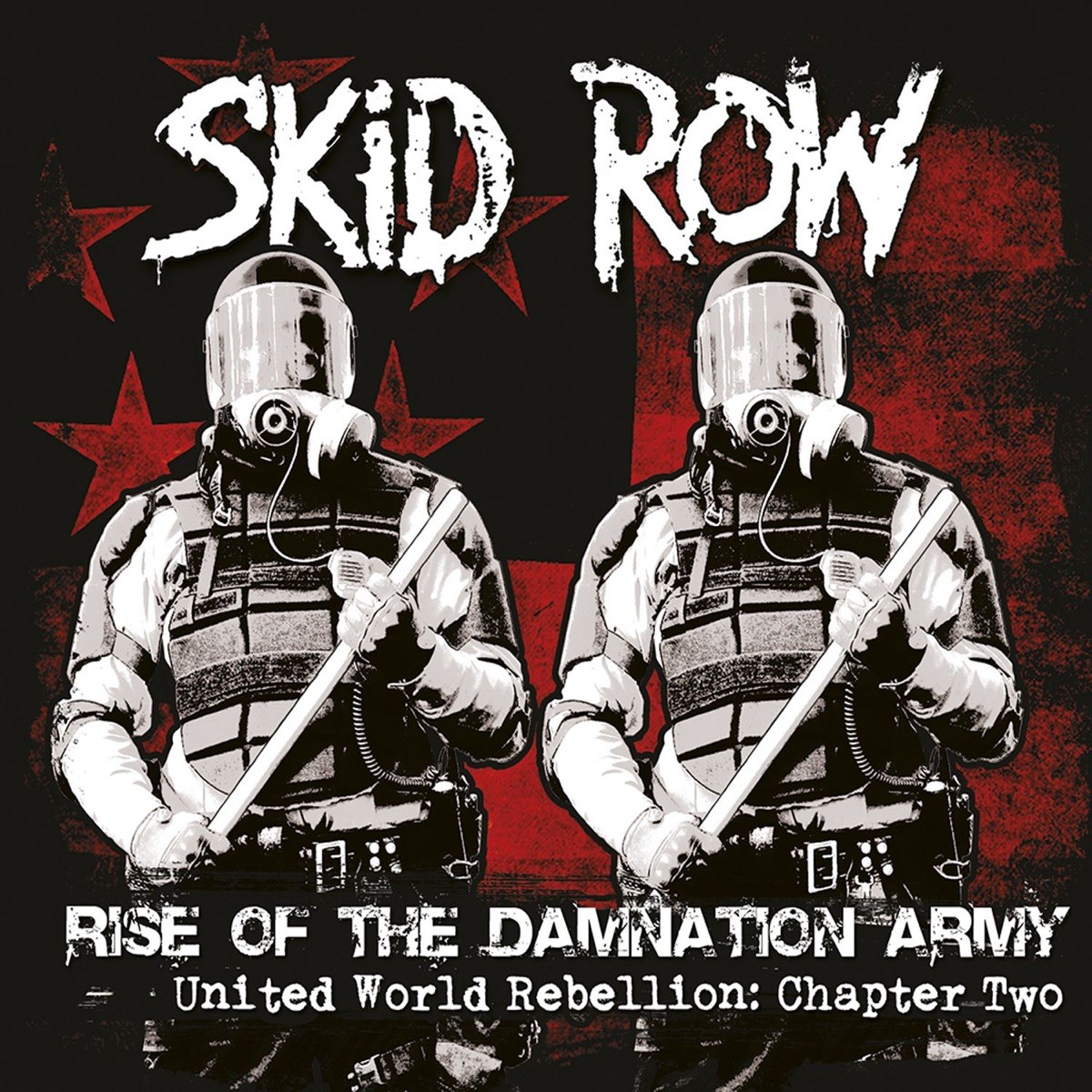 Skid Row - Chapter Two - Rise of the Damnation Army VINYL - 2564629543