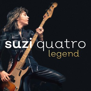 Suzi Quatro - Legend: The Best Of VINYL - 5060516091218