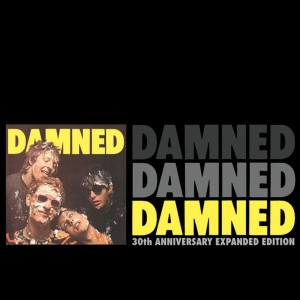 Damned - Damned Damned Damned VINYL - 5053823506