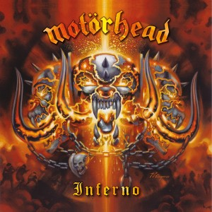 Motörhead - Inferno VINYL - 5053846435