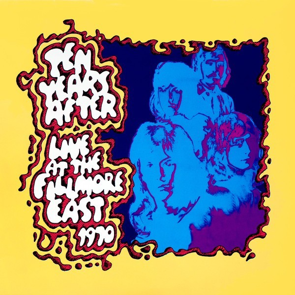 Ten Years After - Live At The Fillmore East VINYL - 5060516091