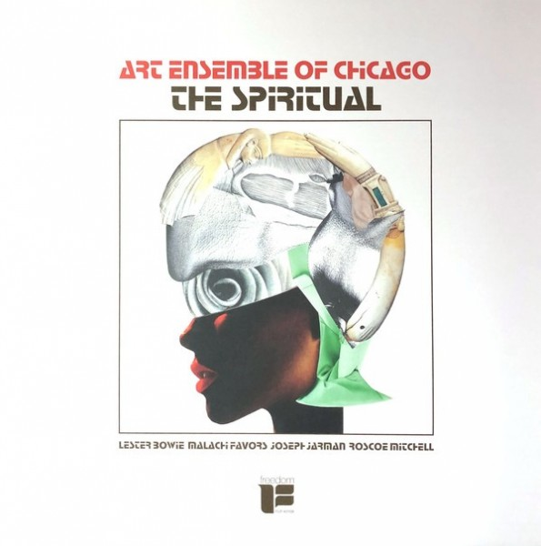 Art Ensemble Of Chicago - The Spiritual VINYL - 7115748648