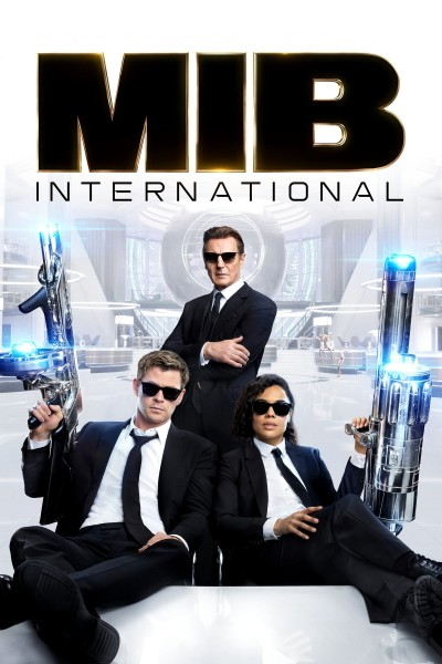 Men in Black: International DVD - 10229956