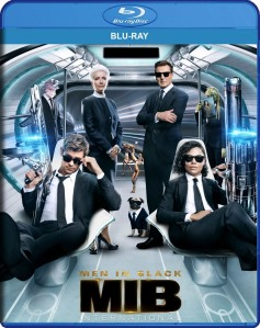 Men in Black: International Blu-Ray - 10229957