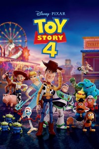 Toy Story 4 DVD - 10230056