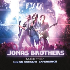 Jonas Brothers - Music From The 3D Concert Experience CD - STARCD 7320