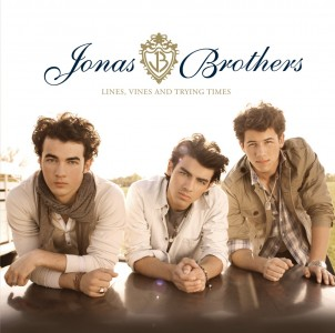 Jonas Brothers - Lines, Vines And Trying Times CD - STARCD 7359