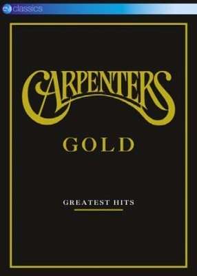 Carpenters - Gold - Greatest Hits DVD - DVERE053