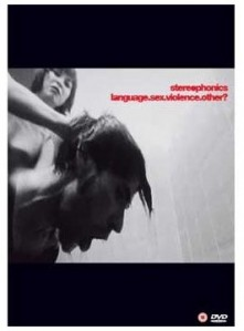 Stereophonics - Language.Sex.Violence.Other? DVD - LIB6001