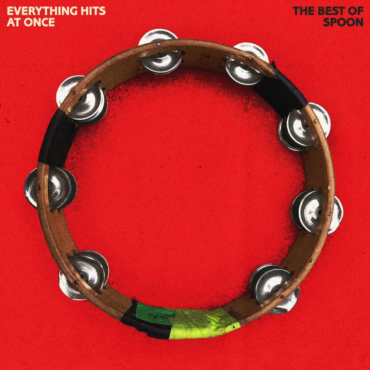 Spoon - Everything Hits At Once: The Best Of Spoon VINYL - OLE1471LP