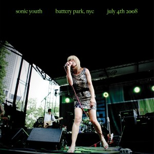 Sonic Youth - Battery Park, NYC: July 4th 2008 (Live) VINYL - OLE1472LP