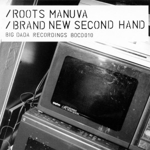Roots Manuva - Brand New Second Hand VINYL - BD010