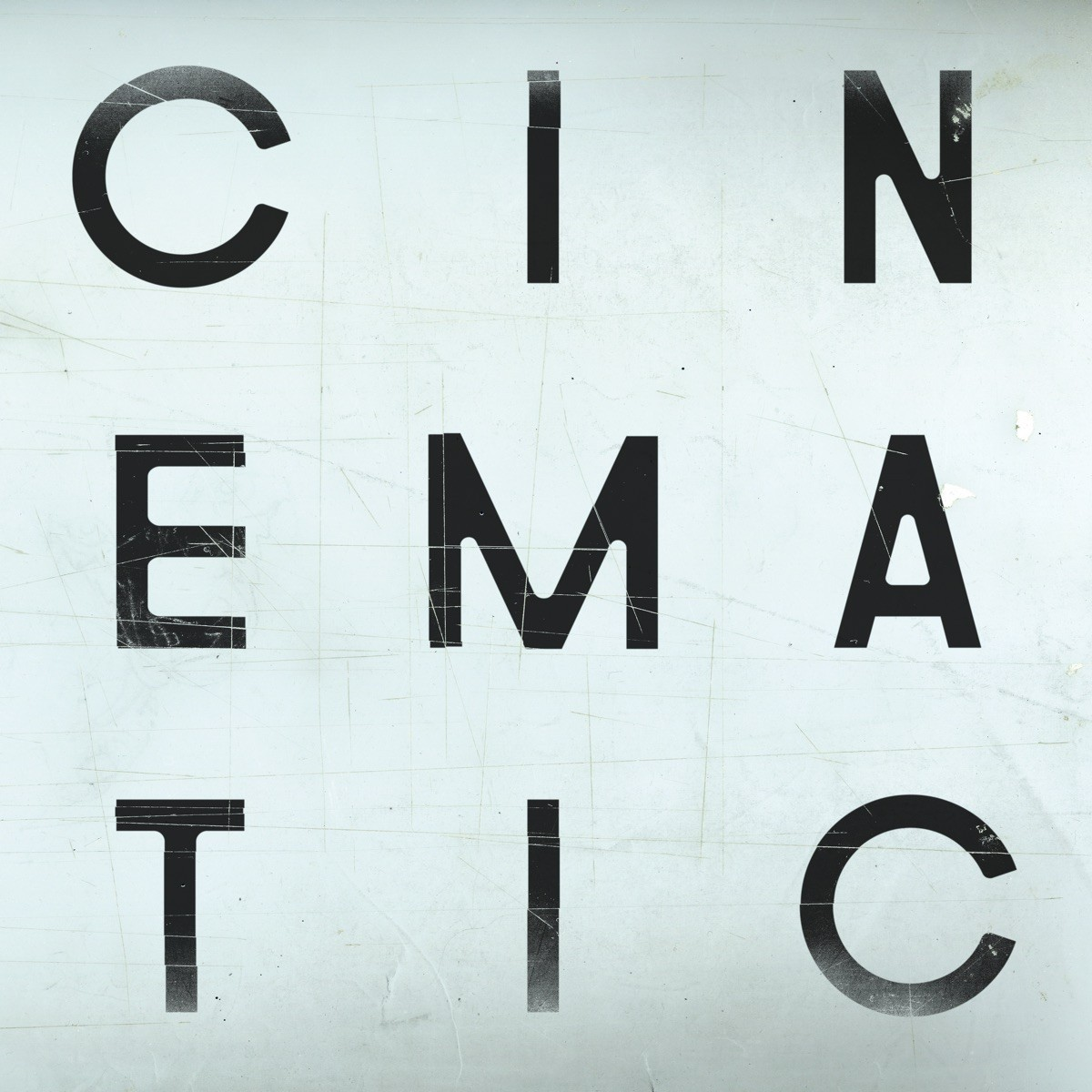 The Cinematic Orchestra - To Believe VINYL - ZEN226